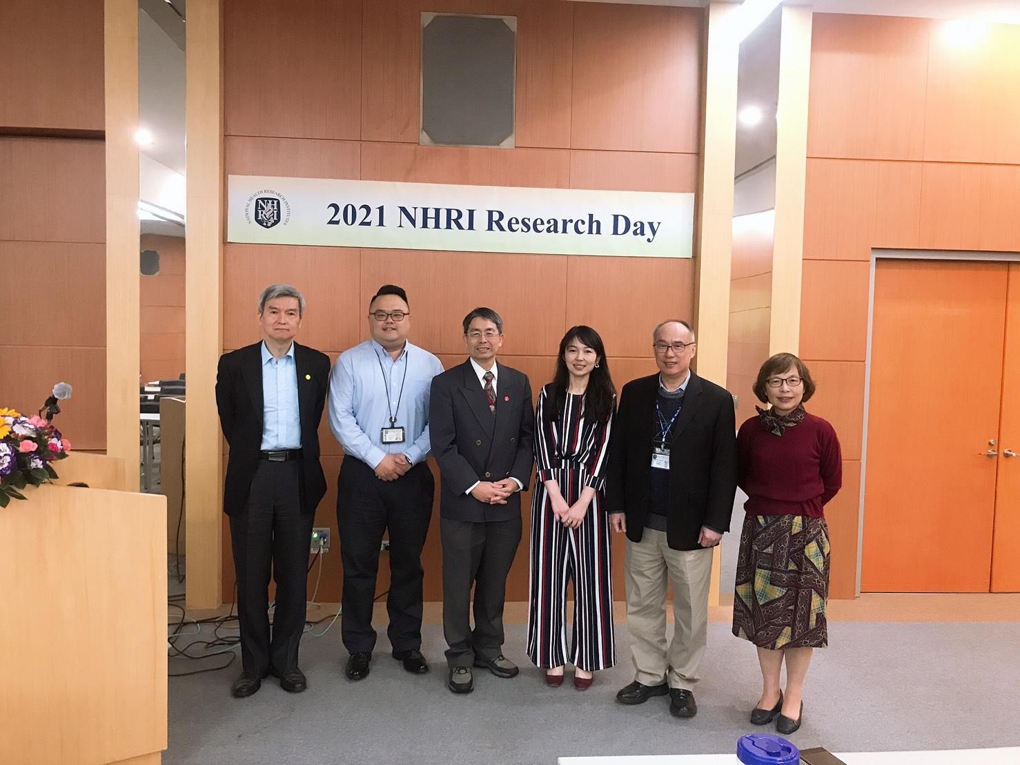 恭賀本所羅履維研究員奈米技術創新應用成果發表